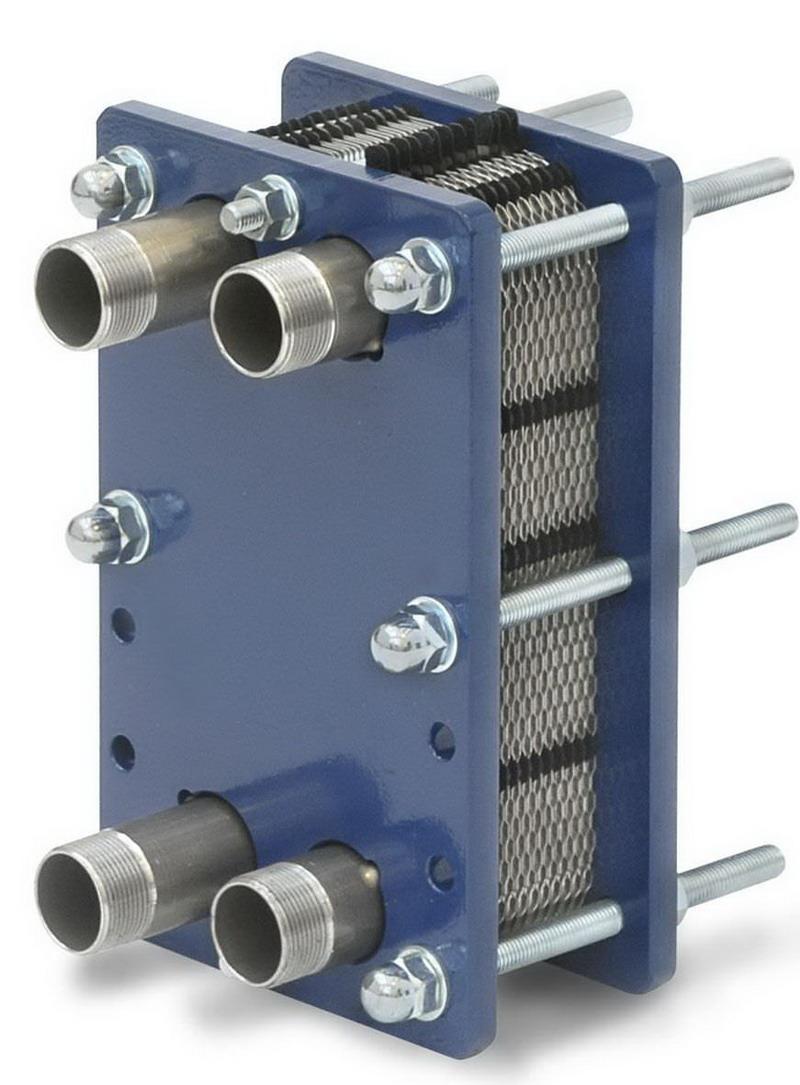 Equipos de acs y agua caliente intercambiador de calor - Placas de calor ...