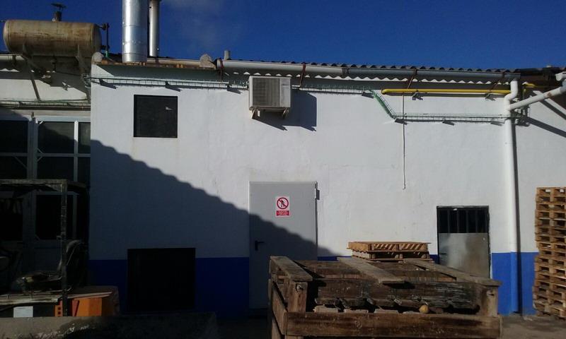 Diciembre 2015 | Apertura y limpieza de dos depósitos de 4000 litros de ACS durante el mantenimiento RITE