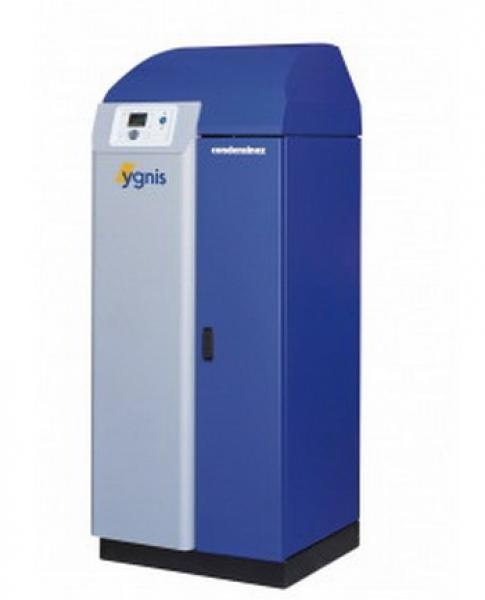 Agua caliente | Caldera de pie de condensación a gas | Modelo Condensinox