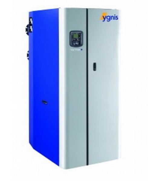 Agua caliente | Caldera de pie de condensación a gas | Modelo Varmax