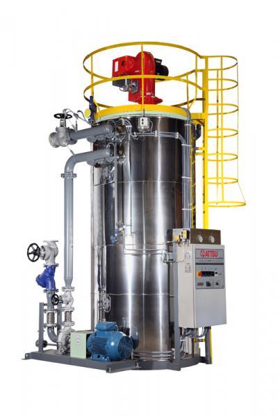 Caldera de aceite térmico | Modelo FT 1500 - Vertical
