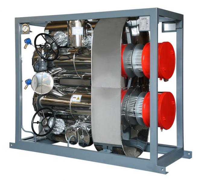 Caldera de aceite térmico | Modelo FTE - ATEX