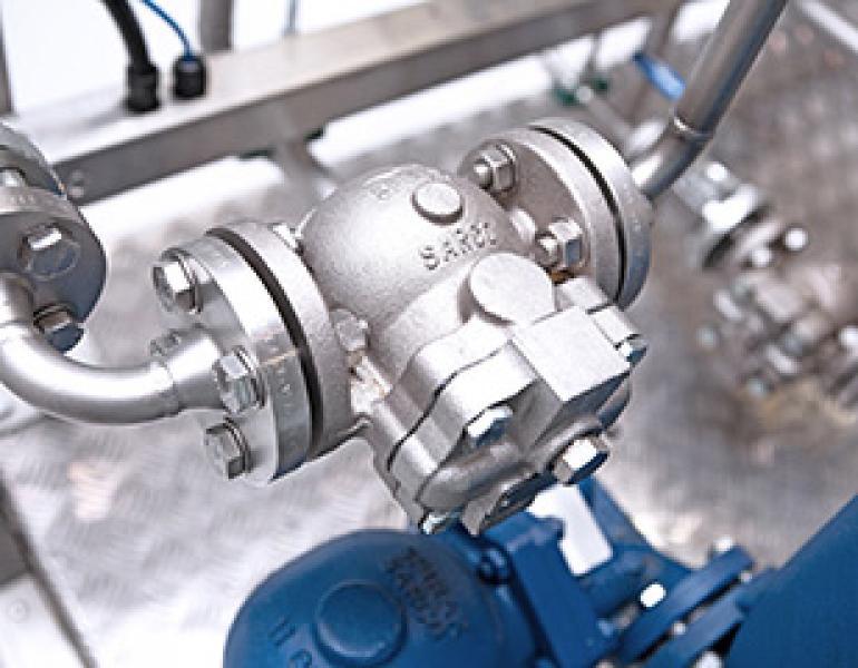Purgador de vapor | Modelo FTS 14