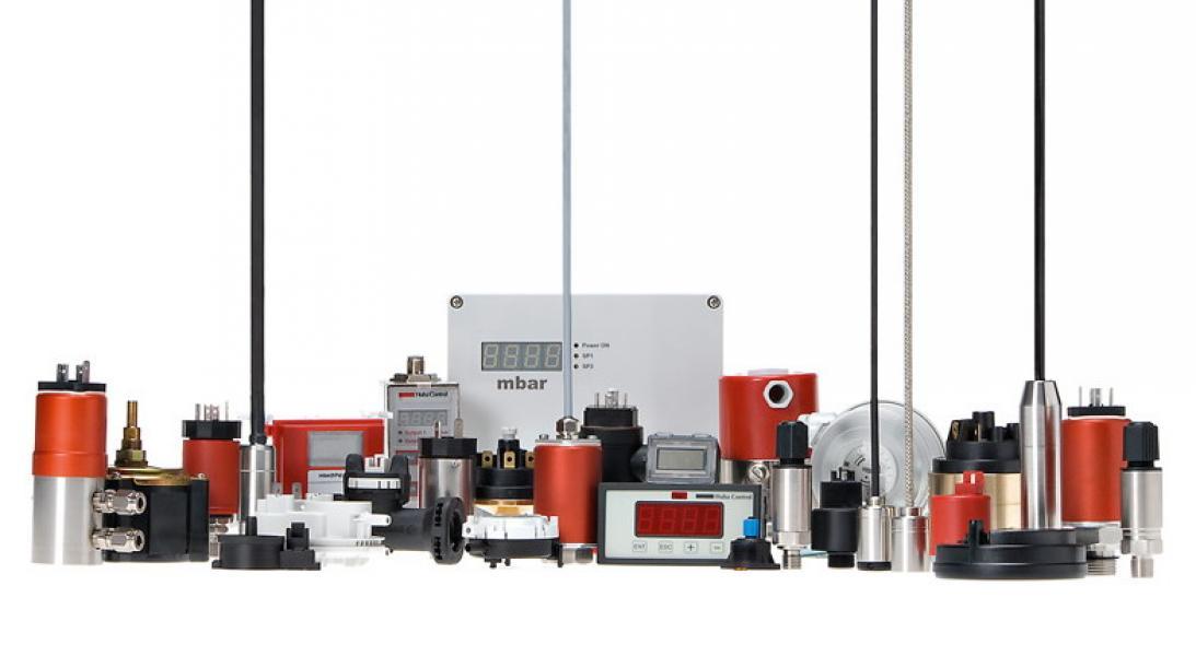 Sensores y transmisores de presión
